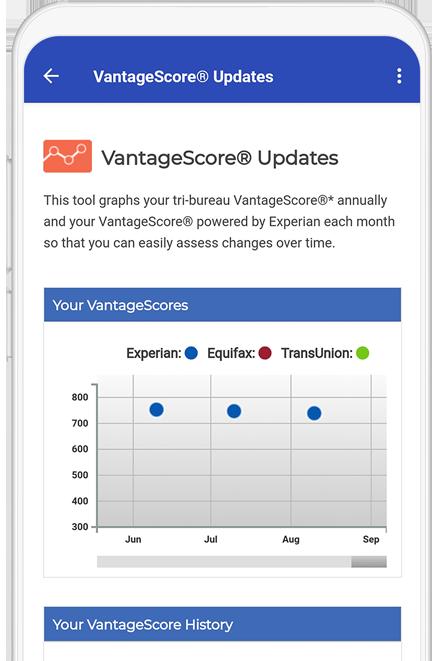 Credit Monitoring and Scoring
